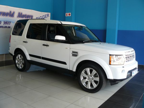 2013 Land Rover Discovery 4 3.0 Tdv6 Hse  North West Province Klerksdorp_0