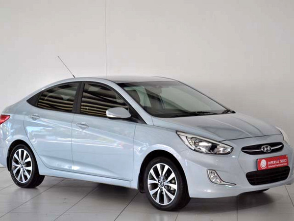 2017 Hyundai Accent 1.6 Gls At  Western Cape Diep River_0