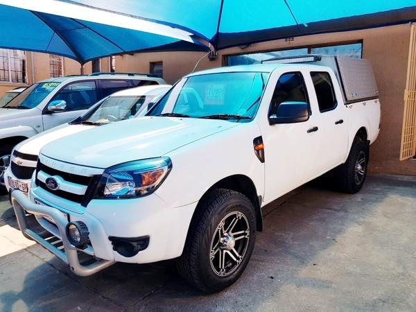 2011 Ford Ranger 2.5 Td Hi - Trail Pu Dc  Gauteng Johannesburg_0