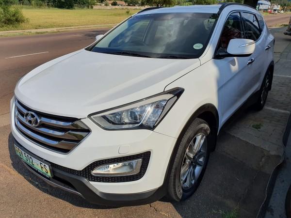 2013 Hyundai Santa Fe R2.2 AWD Exec 7S Auto Gauteng Pretoria_0