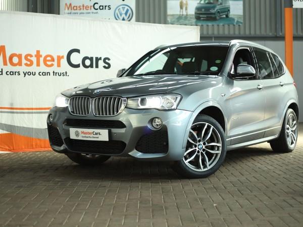 2015 BMW X3 xDRIVE 30d M Sport Auto Mpumalanga Secunda_0