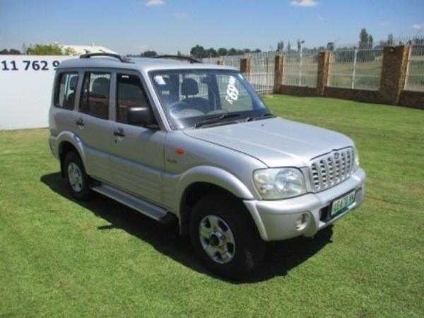 2005 Mahindra Scorpio 2.6 Crde  Gauteng Roodepoort_0