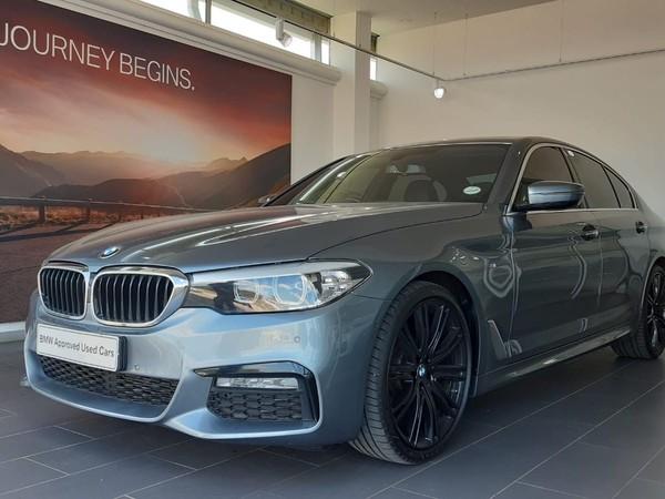 2018 BMW 5 Series 520d M Sport Gauteng Brakpan_0