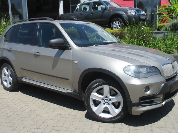 2008 BMW X5 3.0sd At e70  Gauteng Johannesburg_0