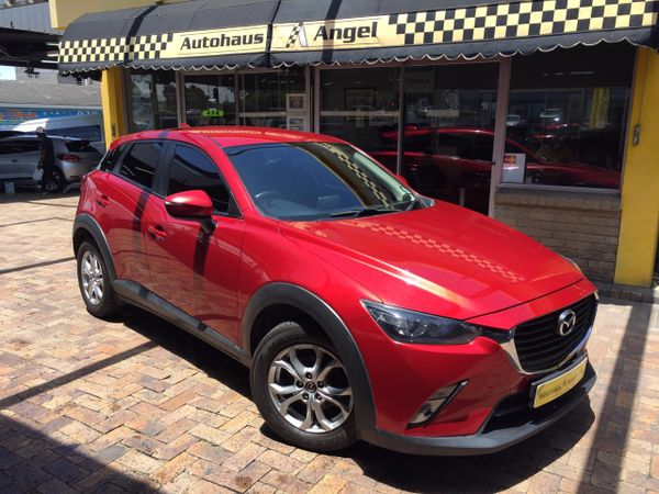 2016 Mazda CX-3 2.0 Dynamic Western Cape Bellville_0