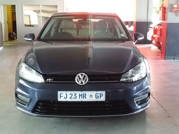 2016 Volkswagen Golf VII GTD 2.0 TDI DSG Gauteng Johannesburg_0