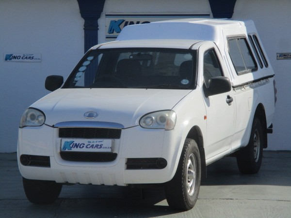 2012 GWM Steed 2.2i Workhorse Pu Sc  Eastern Cape Port Elizabeth_0