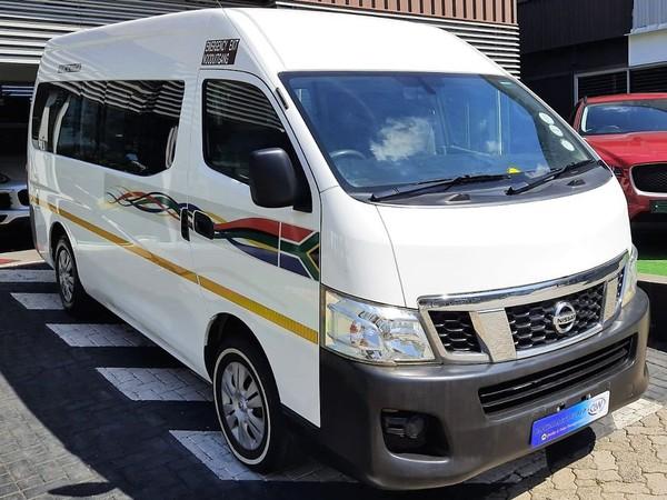 2017 Nissan NV350 2.5 16 Seat Gauteng Midrand_0