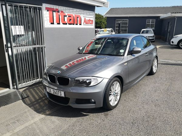 2012 BMW 1 Series 120d Coupe  Western Cape Kuils River_0