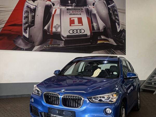 2019 BMW X1 sDRIVE18i M Sport Auto Mpumalanga Middelburg_0