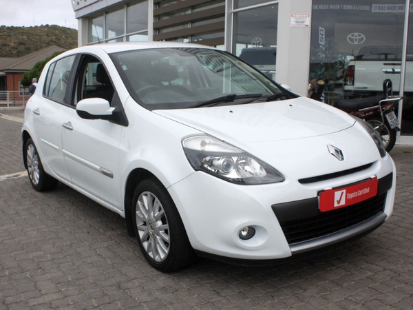 2010 Renault Clio Iii 1.6 Dynamique 5dr  Western Cape Mossel Bay_0