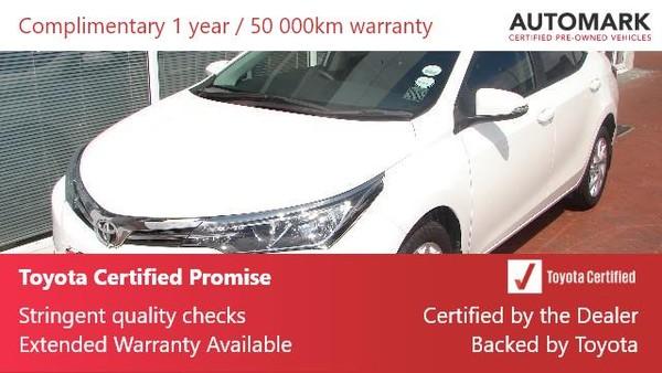 2019 Toyota Corolla 1.3 Prestige Western Cape Tokai_0