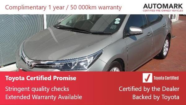 2019 Toyota Corolla 1.4D Prestige Western Cape Tokai_0