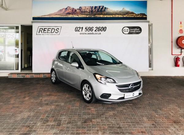 2020 Opel Corsa 1.0T Ecoflex Enjoy 5-Door 66KW Western Cape Goodwood_0