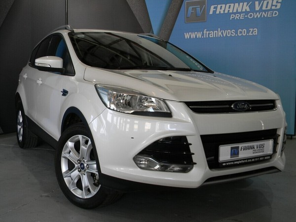 2017 Ford Kuga 1.5 Ecoboost Trend Auto Western Cape Somerset West_0