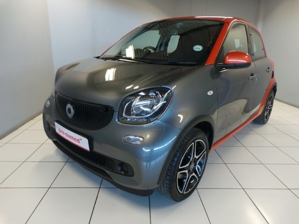 2017 Smart Forfour Passion Gauteng Pretoria_0