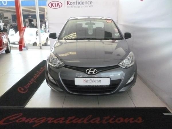 2015 Hyundai i20 1.2 Motion Gauteng Hatfield_0