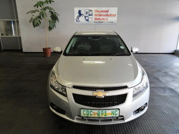 2011 Chevrolet Cruze 1.6 Ls  Western Cape Goodwood_0