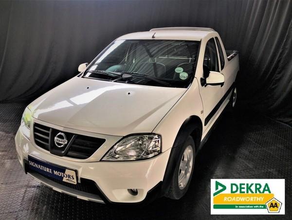 2015 Nissan NP200 1.5 Dci Se Pusc  Gauteng Boksburg_0
