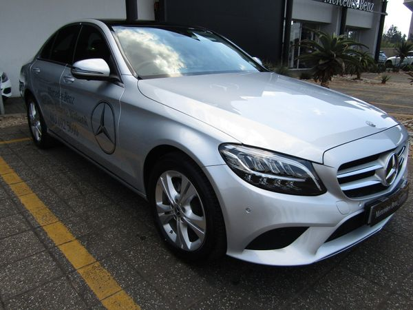 2020 Mercedes-Benz C-Class C180 Auto Mpumalanga Witbank_0