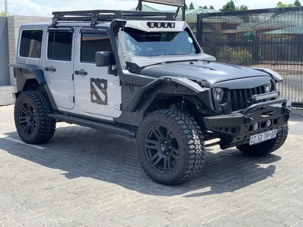 2014 Jeep Wrangler 2.8 Crd Unltd Sahar At  Gauteng Johannesburg_0