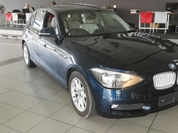 2012 BMW 1 Series 116i Urban Line 5dr f20  Western Cape Milnerton_0