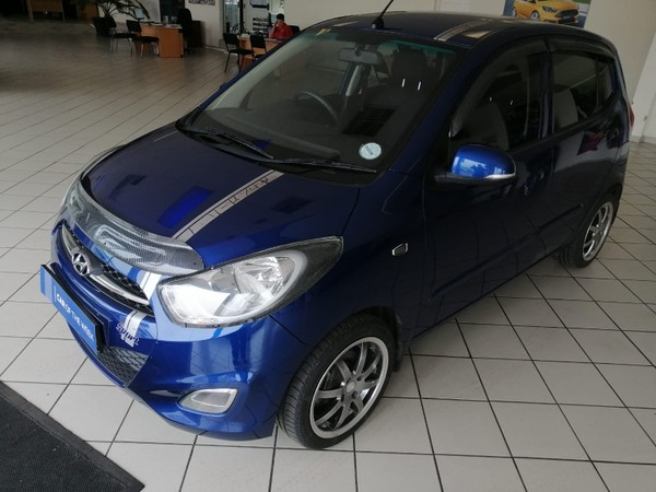 2012 Hyundai i10 1.25 Gls  Gauteng Randfontein_0