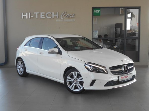 2018 Mercedes-Benz A-Class A 220d Urban Auto with Only 5 000kms North West Province Rustenburg_0