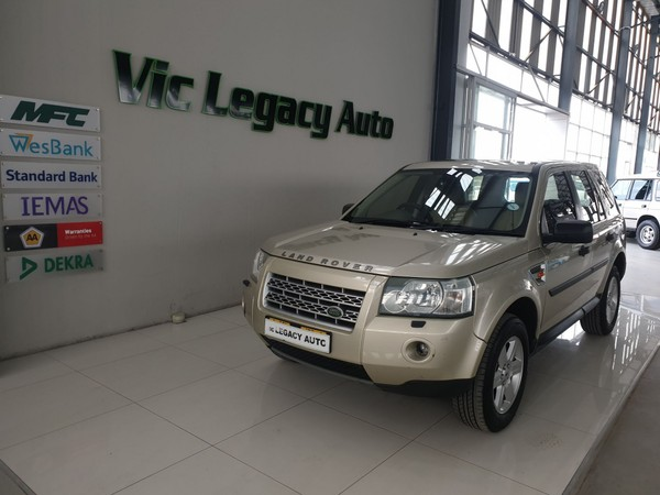 2007 Land Rover Freelander Ii 2.2 Td4 S At  Gauteng Vereeniging_0