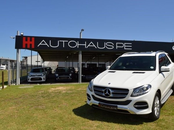 2016 Mercedes-Benz GLE-Class 250d 4MATIC Eastern Cape Port Elizabeth_0