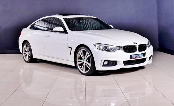 2015 BMW 4 Series 420D Gran Coupe M Sport Auto Gauteng Nigel_0