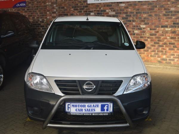 2017 Nissan NP200 1.6  Ac Safety Pack Pu Sc  Gauteng Vereeniging_0