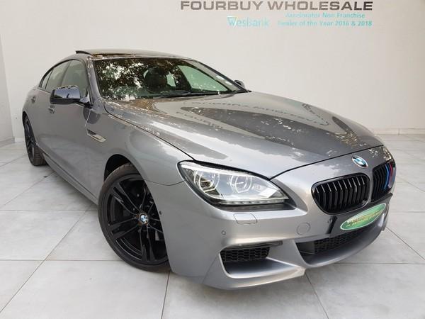 2013 BMW 6 Series 650i Gran Coupe M Sport  Gauteng Four Ways_0