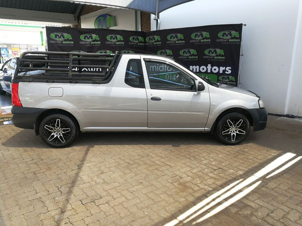 2015 Nissan NP200 1.6  Ac Safety Pack Pu Sc  North West Province Rustenburg_0