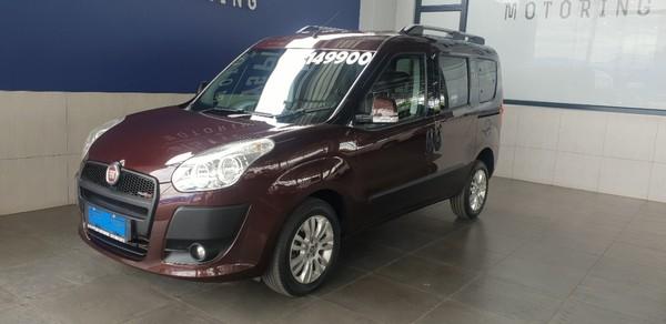 2016 Fiat Doblo Cargo Maxi 1.6 Mjt Fc Pv  Gauteng Pretoria_0