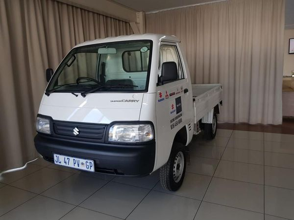 2020 Suzuki Super Carry 1.2i PU SC Gauteng Vereeniging_0