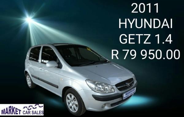 2011 Hyundai Getz 1.4 Hs  Gauteng Johannesburg_0