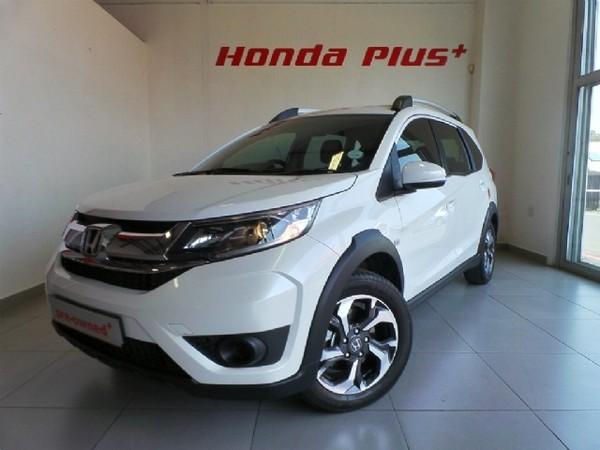 2020 Honda BR-V 1.5 Comfort CVT Gauteng Johannesburg_0