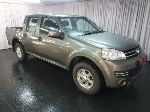 2020 GWM Steed 5 2.2 MPi Safety Double Cab Bakkie Gauteng Roodepoort_0