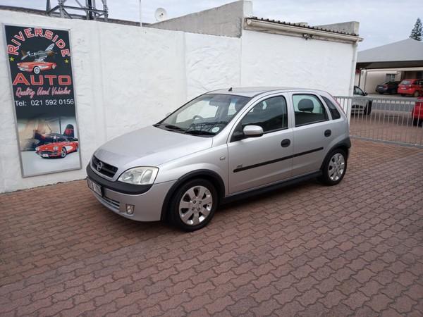 2005 Opel Corsa 1.6 Sport  Western Cape Cape Town_0