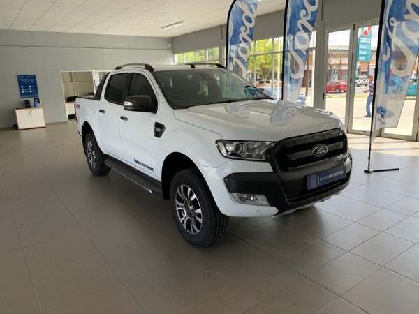 2016 Ford Ranger 3.2TDCi 3.2 WILDTRAK 4X4 Auto Double Cab Bakkie Western Cape Robertson_0