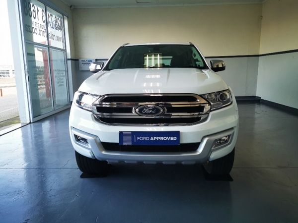 2019 Ford Everest 3.2 XLT 4X4 Auto Western Cape Riversdale_0