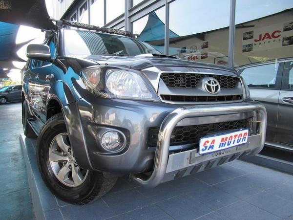 2010 Toyota Hilux 3.0 D-4d Raider 4x4 At Pu Dc  Gauteng Randburg_0