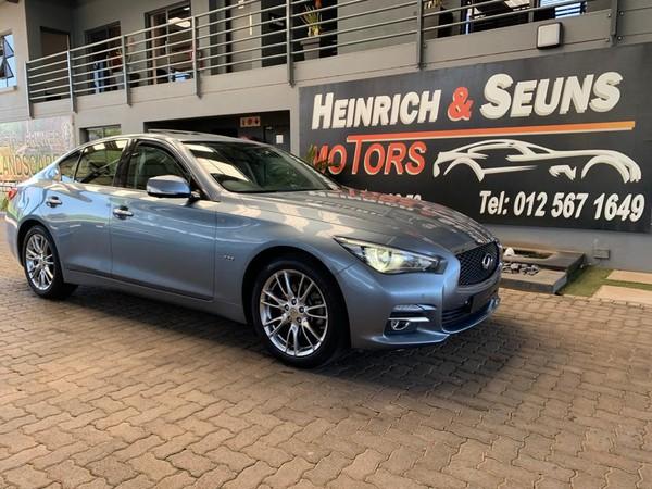 2014 Infiniti Q50 2.2D Premium Auto Gauteng Pretoria_0