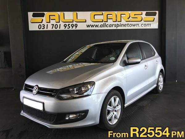 2011 Volkswagen Polo 1.6 Tdi Comfortline 5dr  Kwazulu Natal Pinetown_0