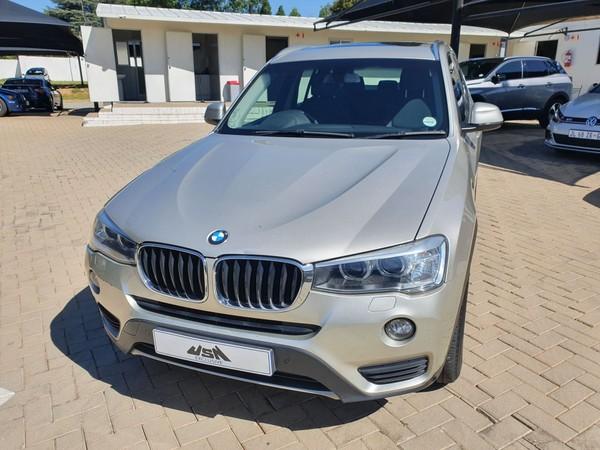 2015 BMW X3 xDRIVE20d Auto Gauteng Sandton_0