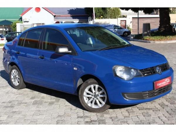 2010 Volkswagen Polo Vivo 1.6 Trendline Western Cape Cape Town_0