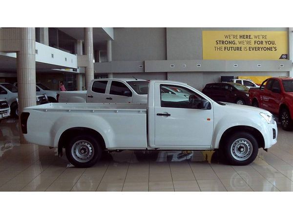 2020 Isuzu D-MAX 250C Single Cab Bakkie Mpumalanga Nelspruit_0