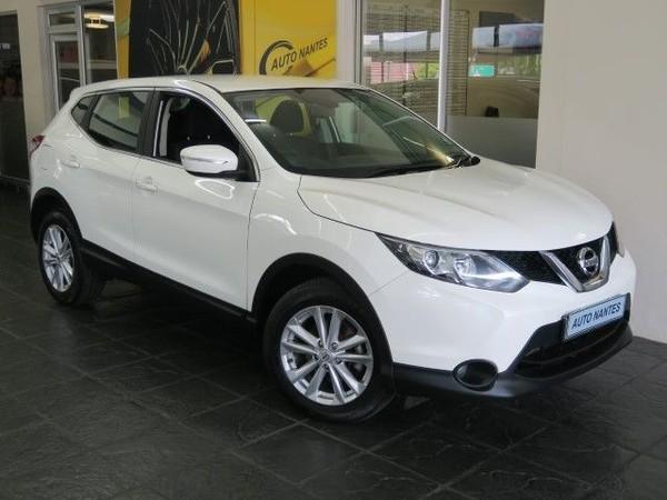 2014 Nissan Qashqai 1.5 dCi Acenta Western Cape Paarl_0