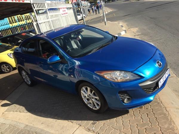 2014 Mazda 3 1.6 Active Gauteng Bramley_0